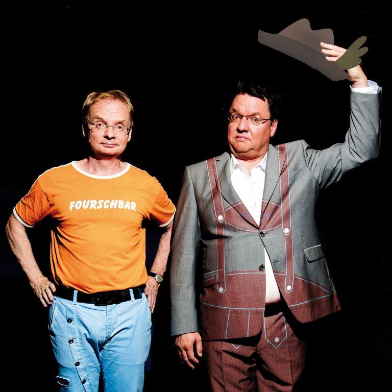 Helmut Schleich & Uwe Steimle